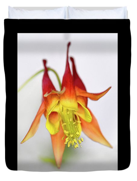 Columbine #3 Duvet Cover