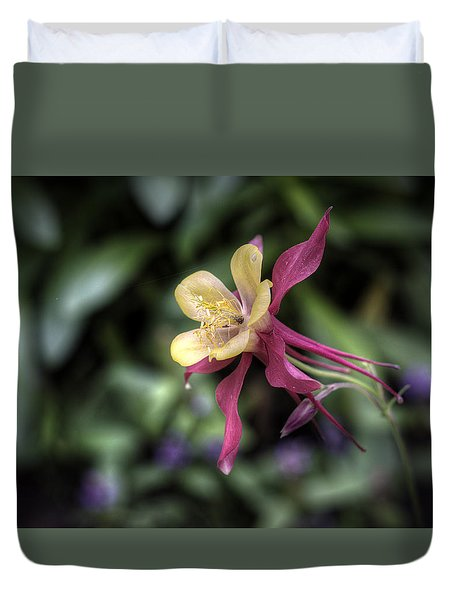 Columbine Duvet Cover