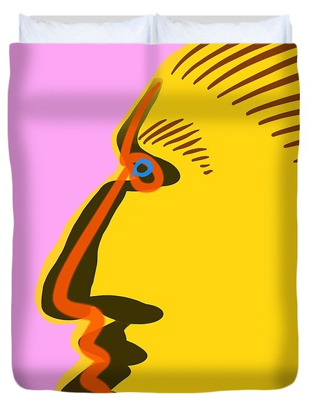 Combed 2 Duvet Cover