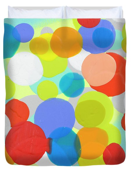 Come And Gone Duvet Cover