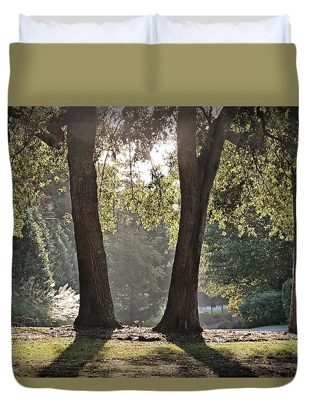 Come On Spring Duvet Cover