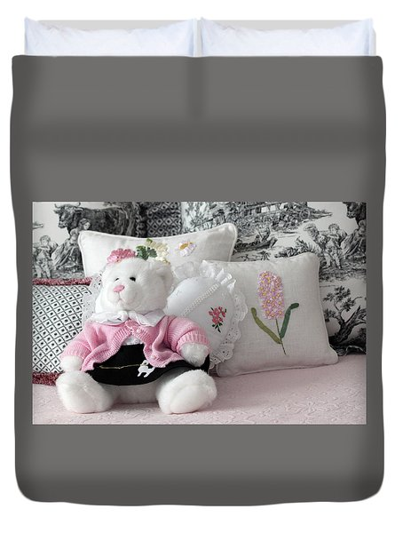Comforts Of Home Duvet Cover