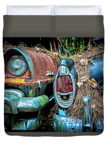 Coming And Going, 2 Duvet Cover
