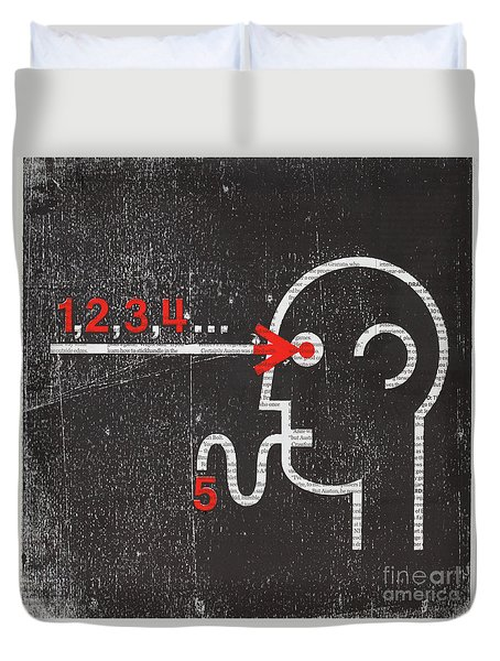 Common Sense  Duvet Cover