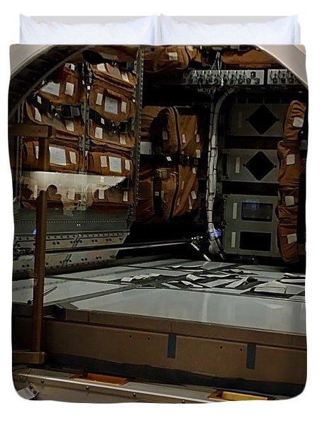 Compartment Duvet Cover