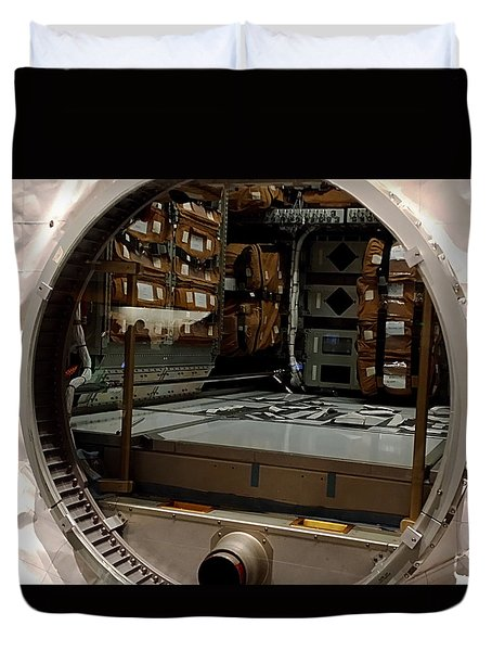 Compartment Duvet Cover
