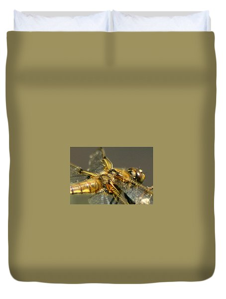 Complex Wings Duvet Cover