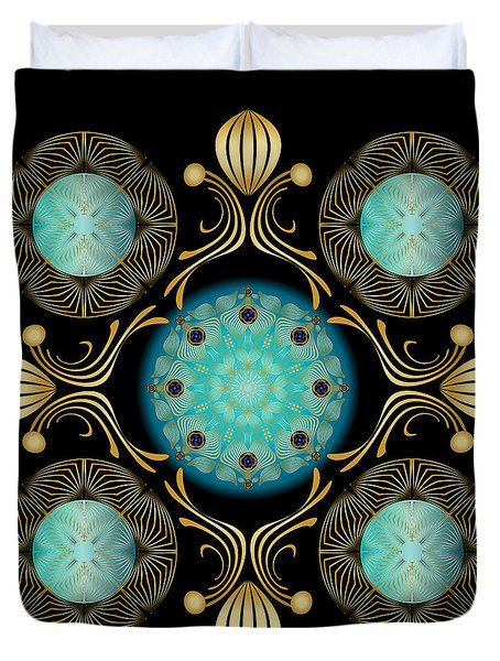 Complexical No 1832 Duvet Cover