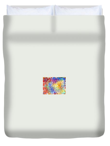 Complexities 5 Duvet Cover
