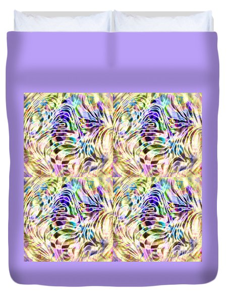Complexity Duvet Cover by Nareeta Martin