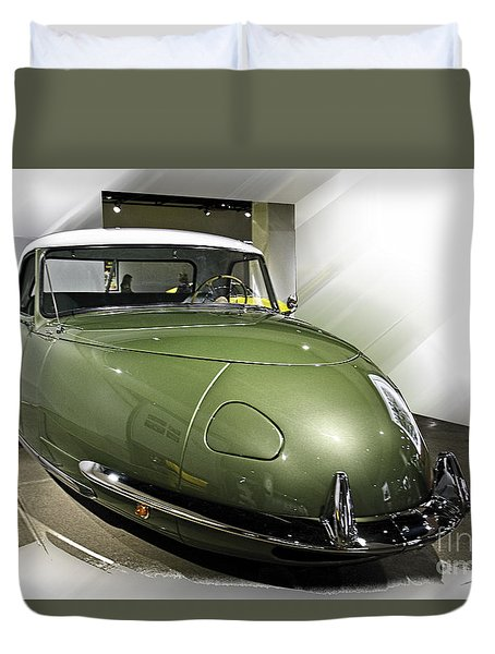 Concept Car 1 Duvet Cover
