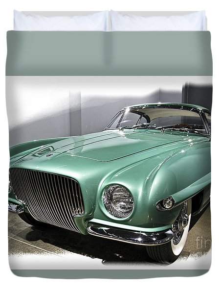 Concept Car 2 Duvet Cover