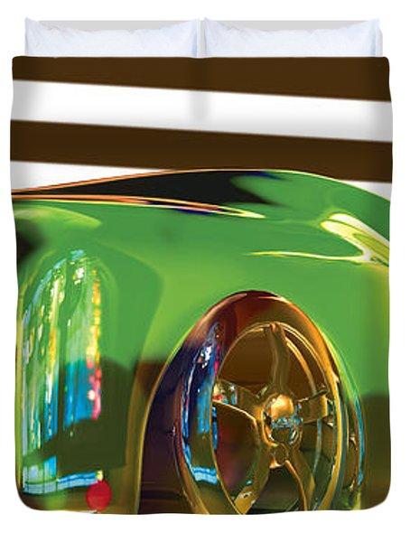 Concept Cars 5 Duvet Cover