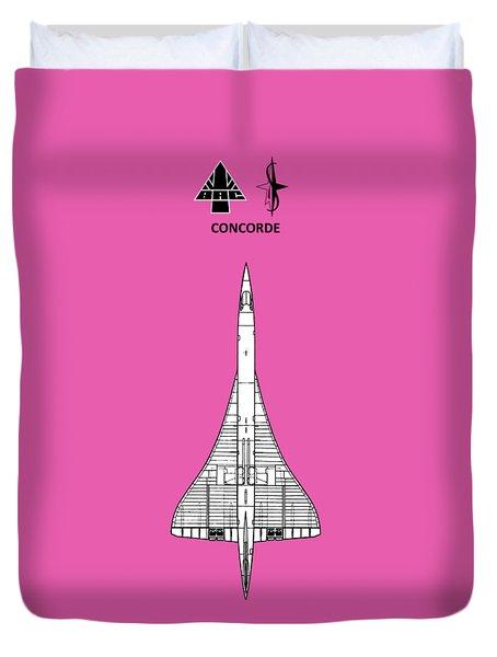 Concorde Duvet Cover