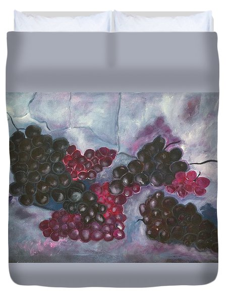 Concords Duvet Cover by Roxy Rich