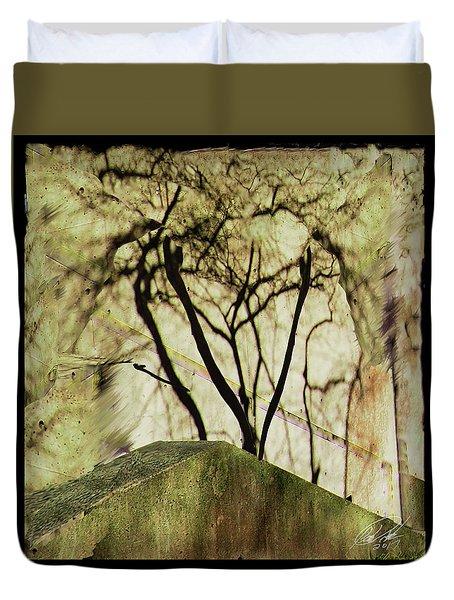 Concrete Jungle Duvet Cover