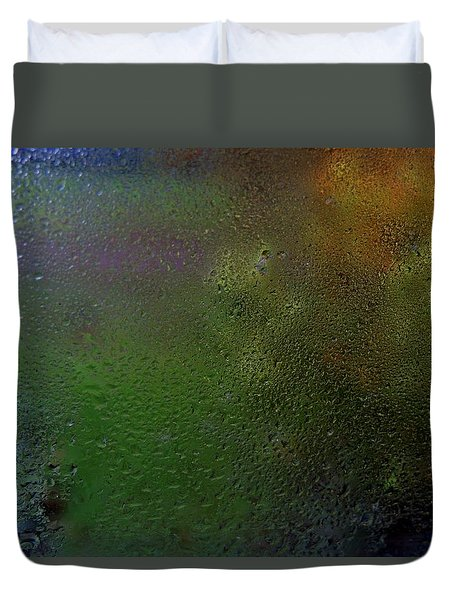 Condensed Abstract. Duvet Cover
