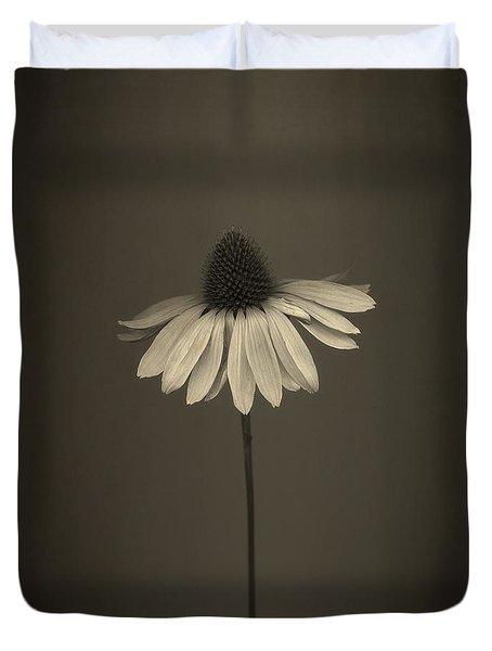 Cone Flower 8 Duvet Cover