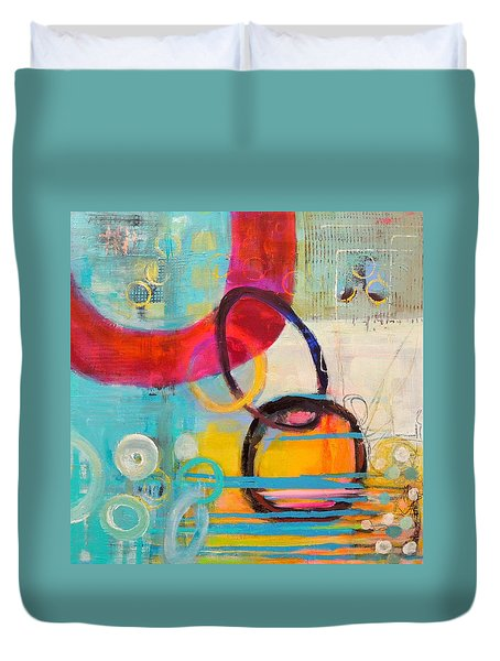 Conections Duvet Cover
