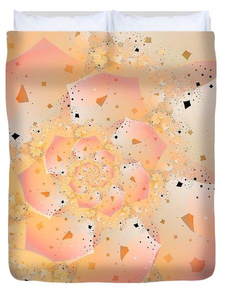 Confetti Pastel Duvet Cover