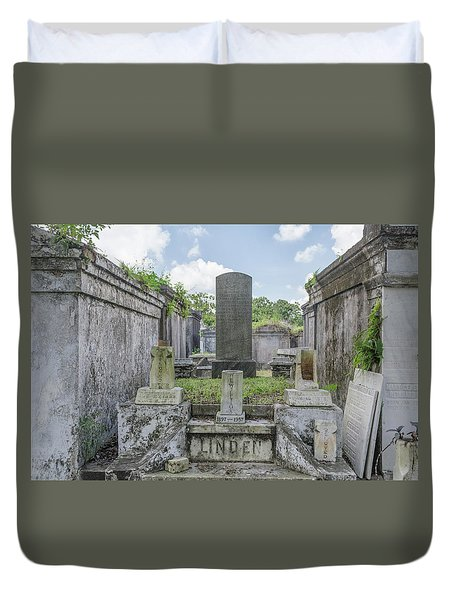 Congregation Of The Dead Duvet Cover
