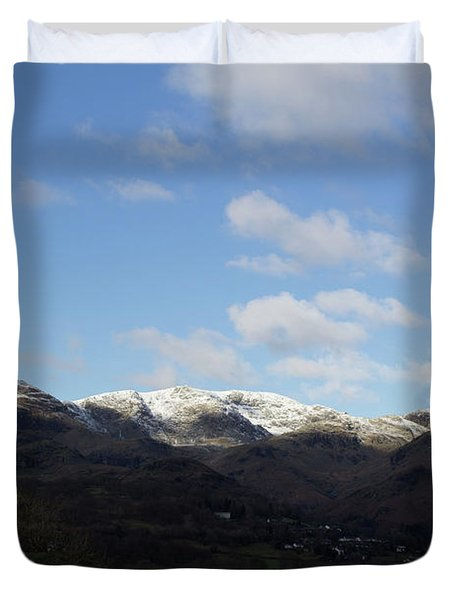 Coniston Duvet Cover