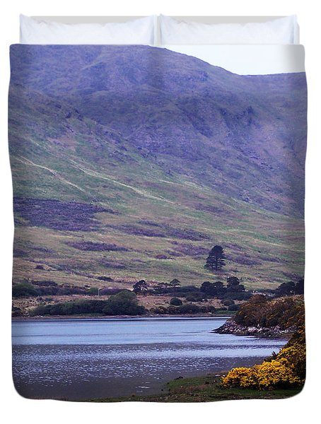 Connemara Leenane Ireland Duvet Cover