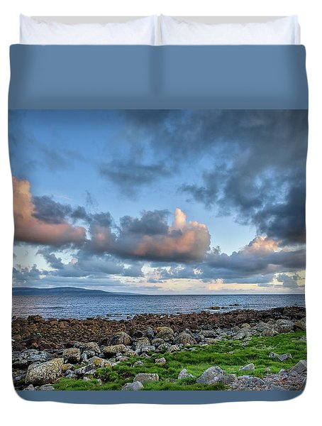 Connemara Sunset Duvet Cover