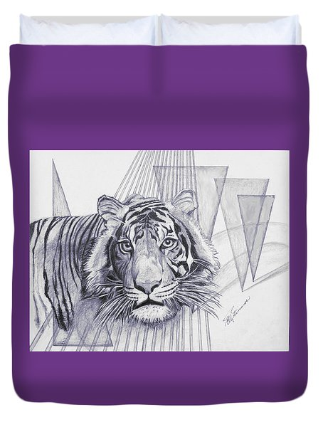 Conquest Duvet Cover