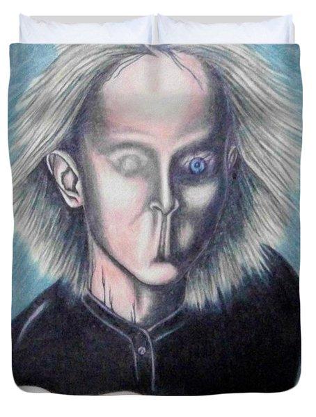 Consciousness Duvet Cover