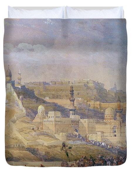 Constantinople Duvet Cover