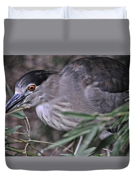 Constructing A Nest Duvet Cover by Mike Martin