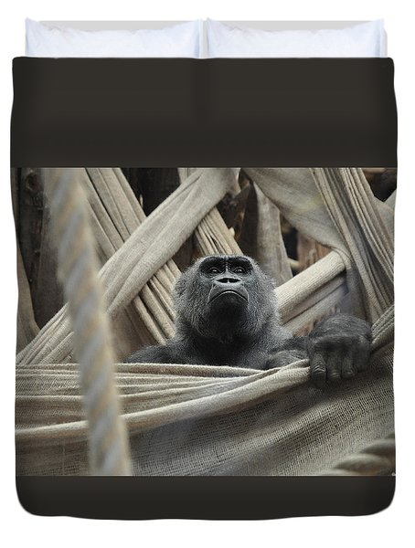 Contemplate Duvet Cover