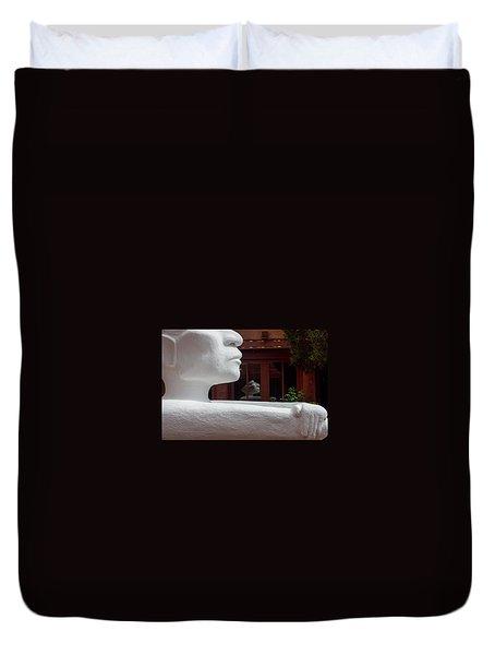 Contemplation Duvet Cover by Jim Gillen