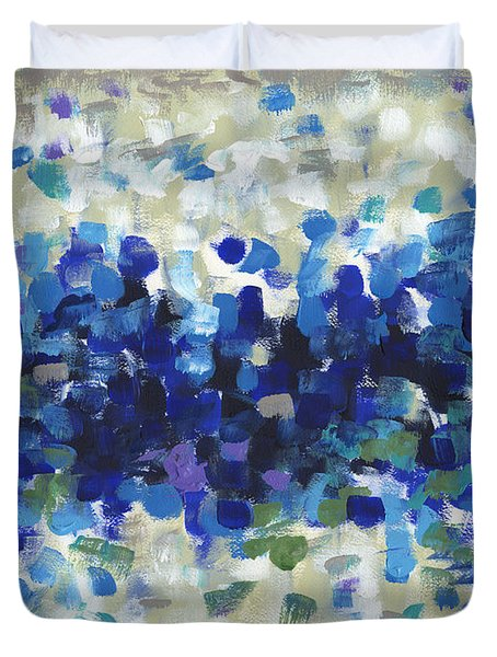 Contemporary Art Forty-three Duvet Cover