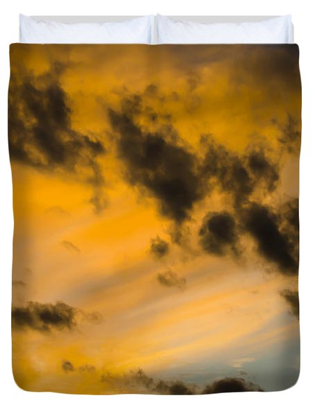 Contrasts Duvet Cover