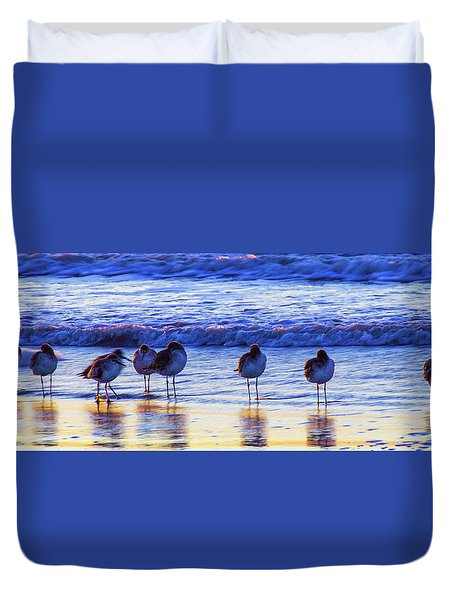 Duvet Cover featuring the photograph Convention by Joye Ardyn Durham