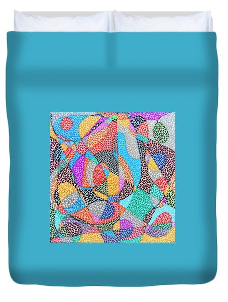 Convergence Duvet Cover