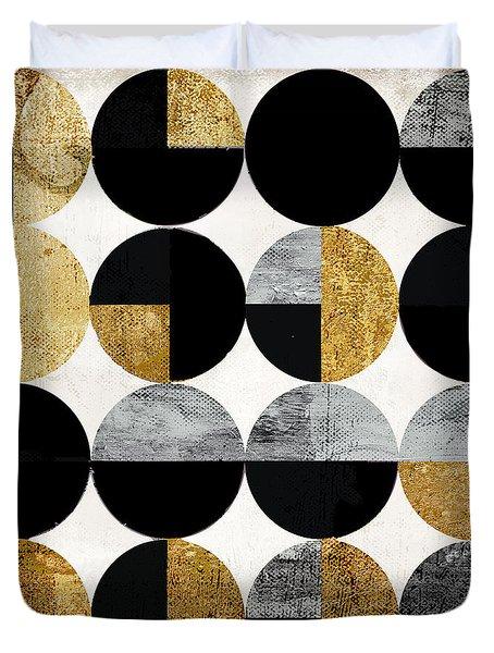 Conversation Duvet Cover