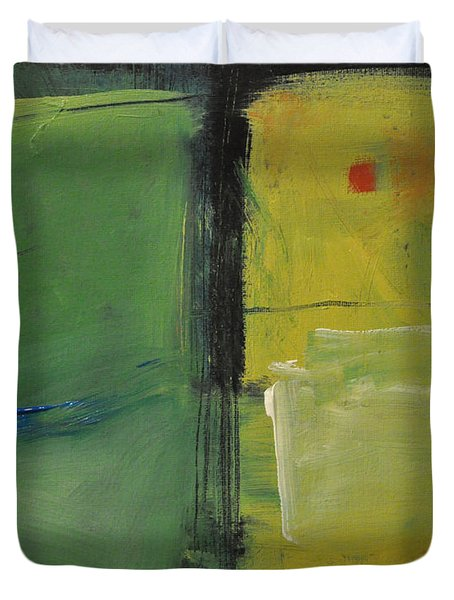 Conversation With Rothko Duvet Cover by Tim Nyberg