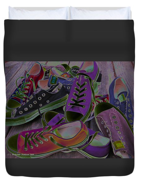 Converse Duvet Cover