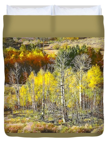 Conway Summit 3 Duvet Cover