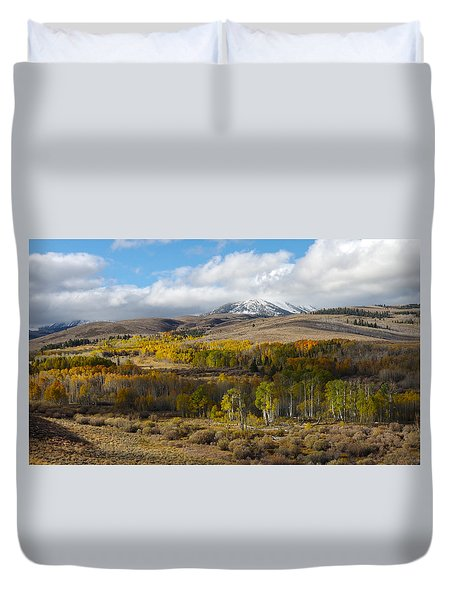 Conway Summit 4 Duvet Cover
