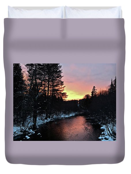 Cook's Run Duvet Cover