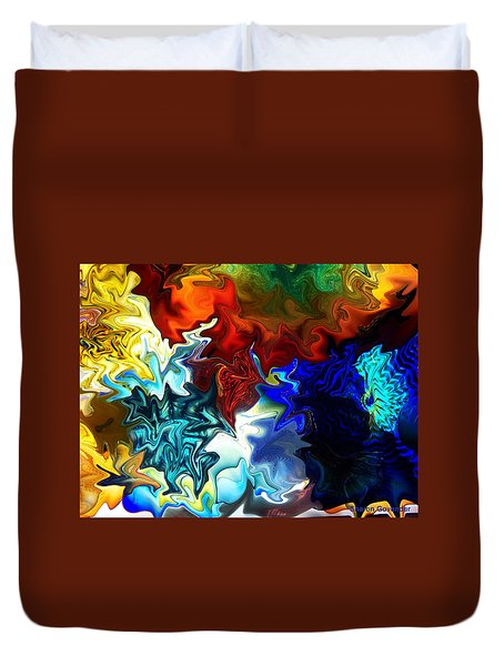 Cool And Warm Duvet Cover