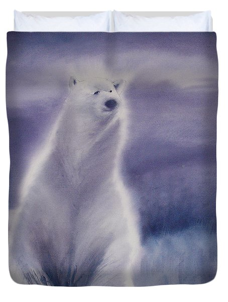 Cool Bear Duvet Cover