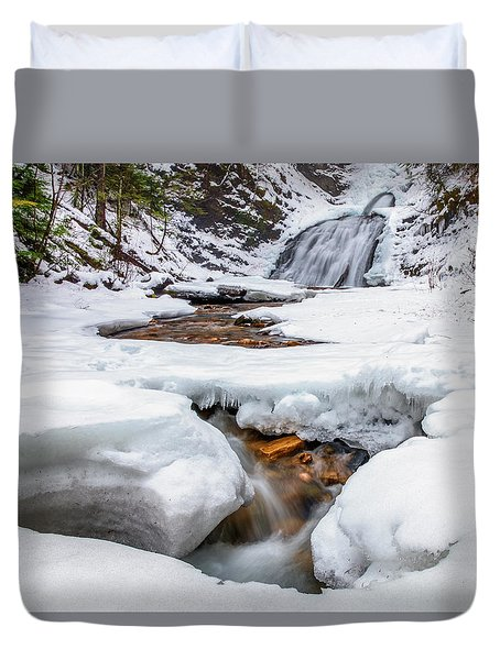 Cool Break Duvet Cover