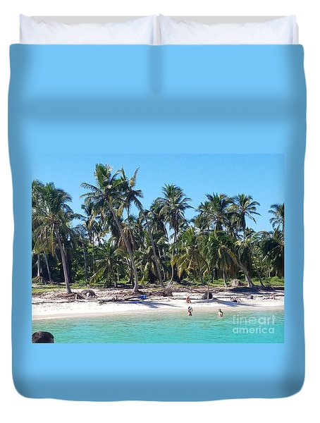 Cool Breeze Duvet Cover