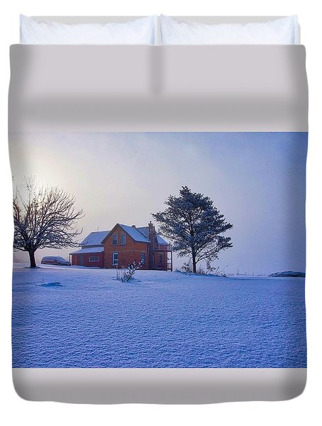 Cool Farm Duvet Cover