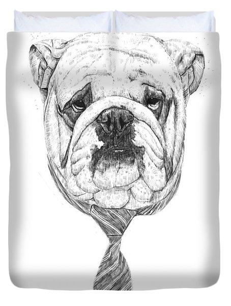 Cooldog Duvet Cover